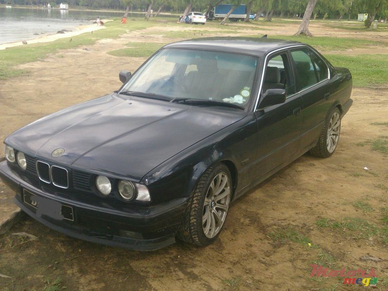 1989 BMW E34 6 cylinders 2000cc in Grand Baie, Mauritius - 2