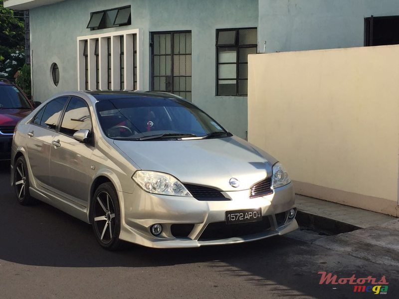 2004 Nissan Primera Bodykit For Sale 250 000 Rs Port