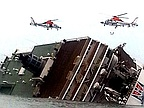 Hundreds Still Missing in Deadly Korea Ferry Accident