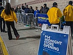 Consumers Line Up for Launch of PlayStation 4