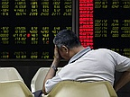 Europe, Asia Stocks Set for Worst Monthly Drop in Three Years on China, Fed
