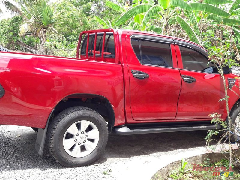 2018' Toyota Hilux for sale - 1,200,000 Rs  Priya, Curepipe, Mauritius