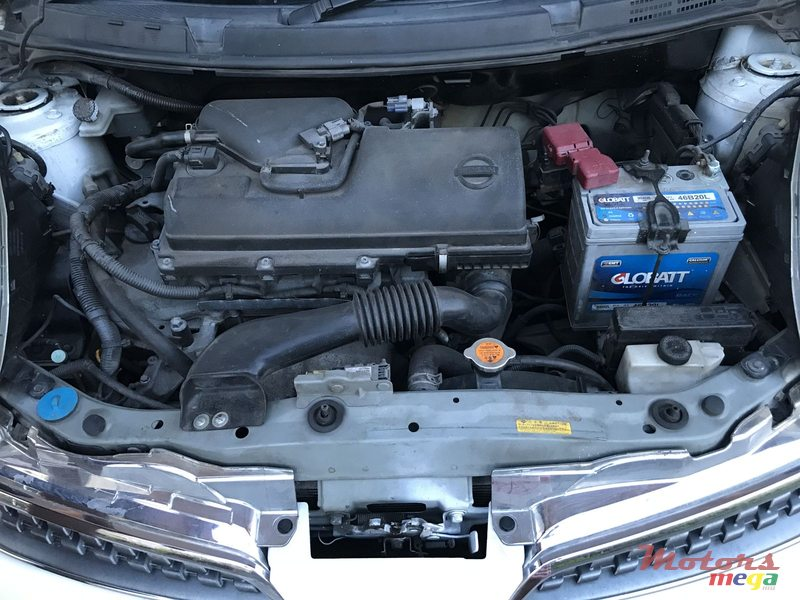 2008 Nissan March Engine changed recently en Vacoas-Phoenix, Maurice - 5