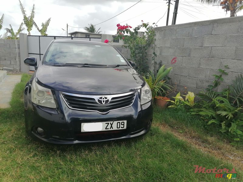 2009 Toyota Avensis in Port Louis, Mauritius - 7