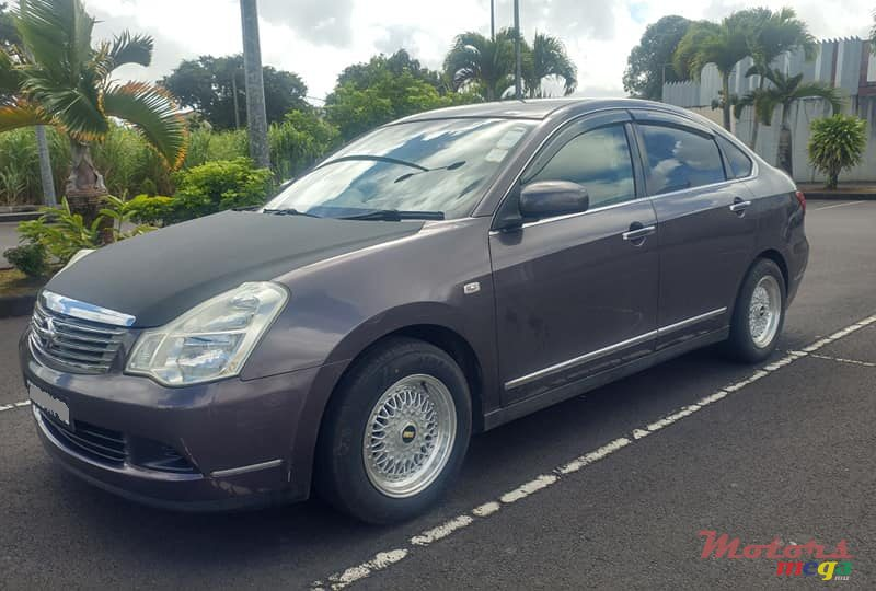 2008 Nissan Bluebird sylphy in Rose Belle, Mauritius