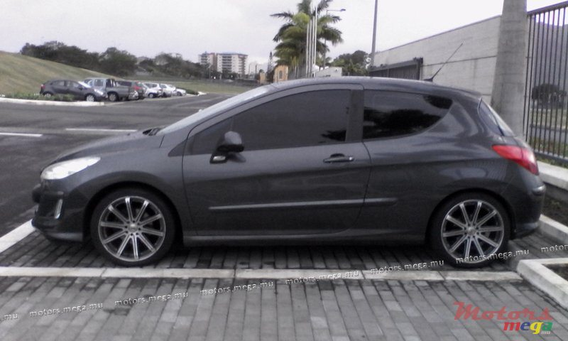 2008 39 peugeot 308 gti for sale 675 000 rs rose hill. Black Bedroom Furniture Sets. Home Design Ideas