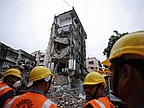 Building Collapse In Western India's Thane District Leaves At Least 12 Dead, 17 Trapped