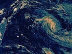 Weather: Amara Intensified; Rodrigues Could Get Hurricane Warning Thursday