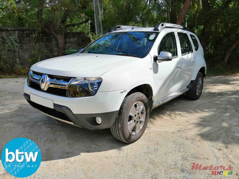 2016 Renault Duster in Moka, Mauritius - 2