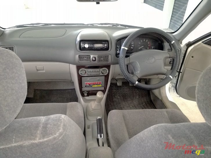 1998' Toyota Corolla AE110 SE-SALOON (L) Manual for sale