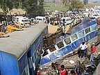 At least 146 dead as rescuers finish India train crash search