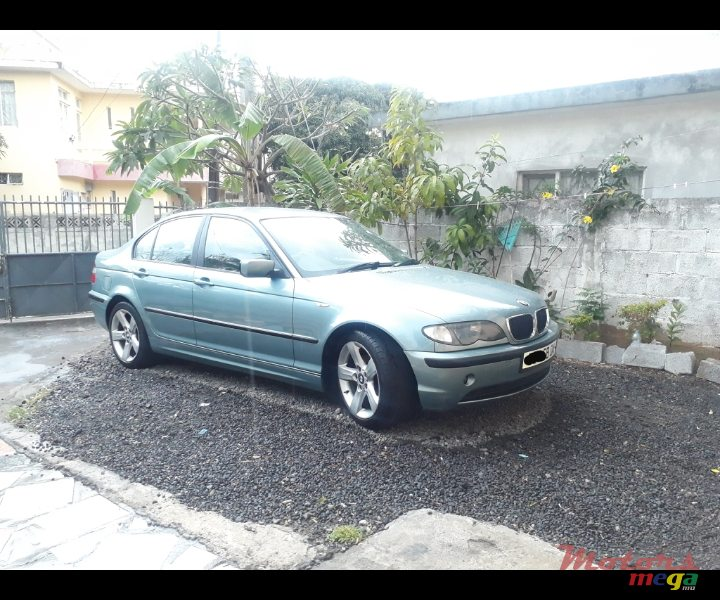 2004 BMW 318 E46 in Port Louis, Mauritius - 3