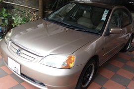 2001' Honda Civic ES8