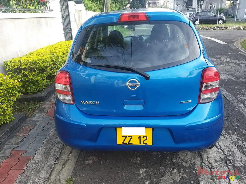 2012 Nissan March Ak13 en Port Louis, Maurice - 6