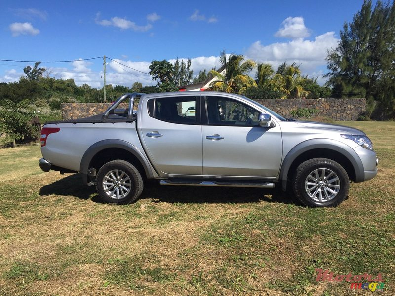 2017 Mitsubishi L 200 Sportero AT - 178hp - 400nm in Grand Baie, Mauritius