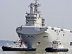France, Russia Reach Agreement to Break Mistral Warship Contract