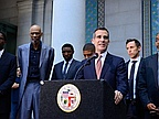 Donald Sterling Will Fight to Keep Clippers, Garcetti Predicts