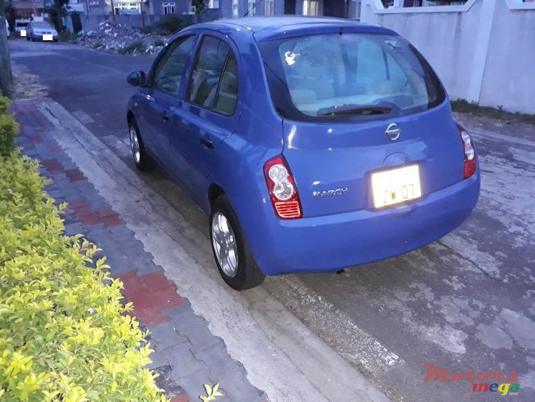 2007 Nissan March Ak12 en Port Louis, Maurice - 7