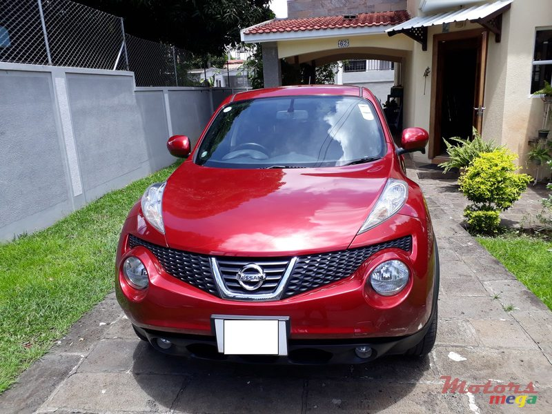 2012 Nissan Juke For Sale 580 000 Rs Mr Ferry Rose