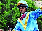 Horse Racing: Jockey Reehaze Hoolash Suspended for Four Days