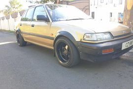 1988' Honda Civic