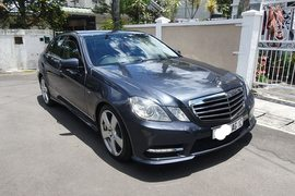 2012' Mercedes-Benz E250 AMG Pack