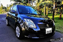 2008' Suzuki Swift Japan