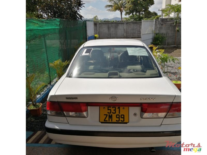 1999 Nissan Sunny in Flacq - Belle Mare, Mauritius - 2