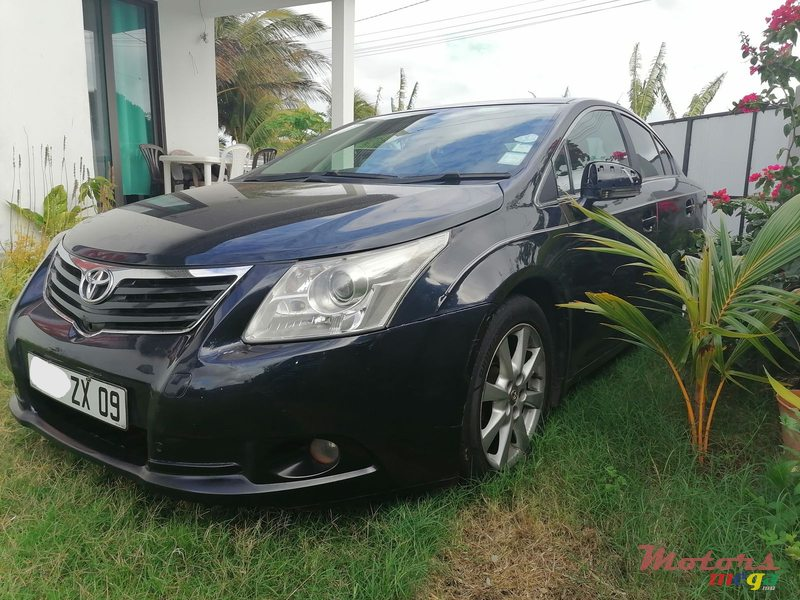 2009 Toyota Avensis in Port Louis, Mauritius