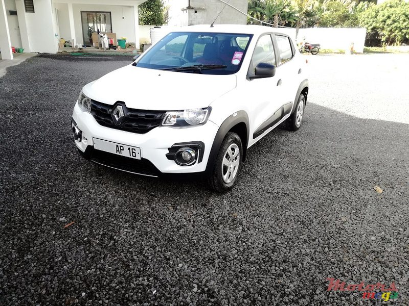 2016 Renault Kwid Manual 0.8L in Roches Noires - Riv du Rempart, Mauritius - 2