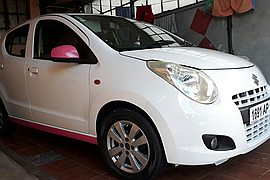 2010' Suzuki Celerio hatch back