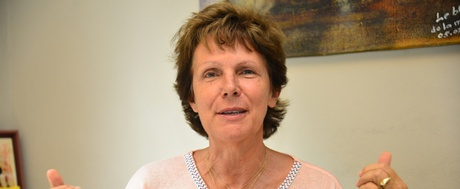 Catherine Gris, Chief Executive de l'Association of Mauritian Manufacturers (AMM)