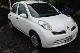 2009' Nissan March