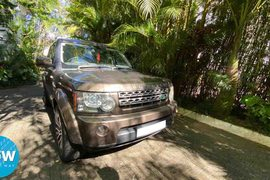 2010' Land Rover Discovery 4 HSE TDV6