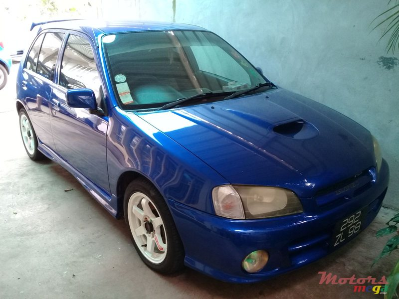 1998 Toyota Starlet Glanza Engine For Sale 215 000 Rs