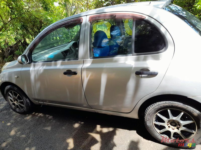 2005 Nissan March in Mapou, Mauritius - 3