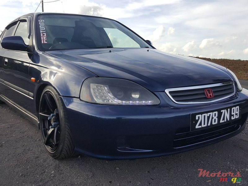 Kia Performance Center >> 1999' Honda Civic EK3 for sale - 180,000 Rs. Shakti B, Curepipe, Mauritius