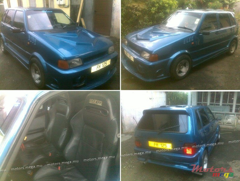 1992 Fiat Uno Sports Version For Sale 55 000 Rs Rose Belle
