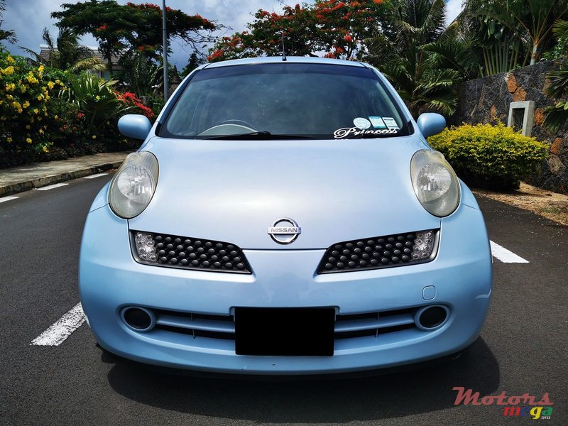 2005 Nissan March Ak12 in Trou aux Biches, Mauritius