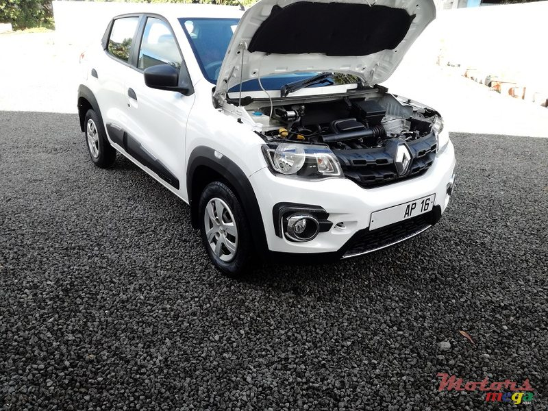 2016 Renault Kwid Manual 0.8L in Roches Noires - Riv du Rempart, Mauritius - 7