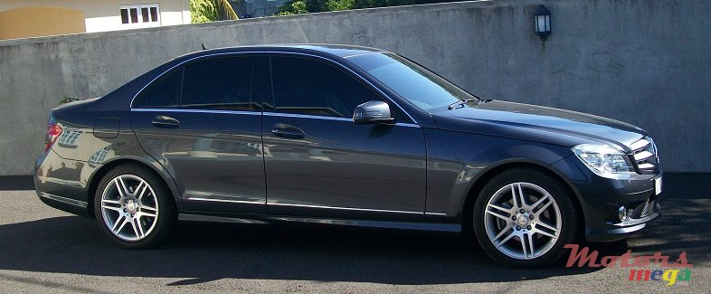 2010' Mercedes-Benz C-Class AMG Pack for sale - 825,000 Rs