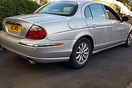 2003' Jaguar S-TYPE