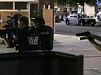 Snipers kill five Dallas police during protest over black shootings