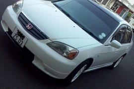 2003' Honda Civic GX jant cosmic