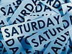 Saturday Events