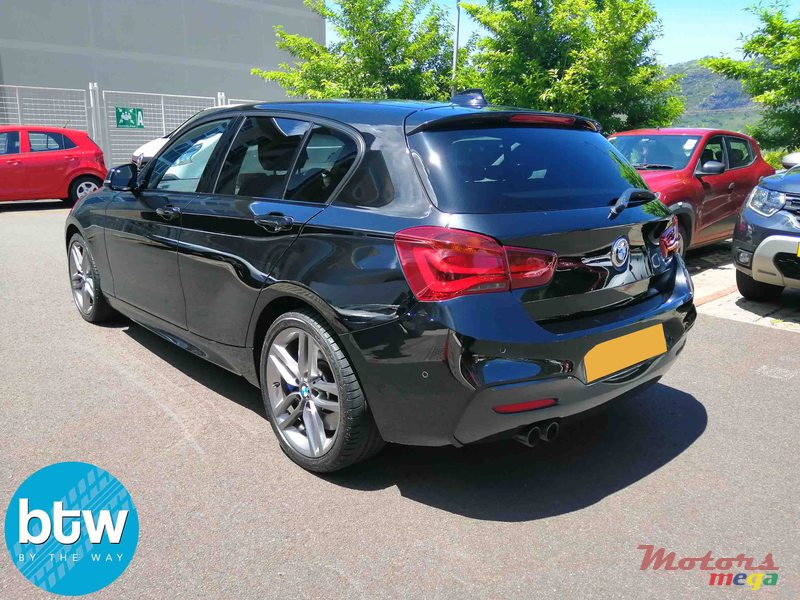 2018 BMW 1 Series 120i M Sport Package in Moka, Mauritius - 2