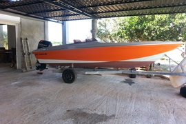 2017' Cobra Bowrider 19ft
