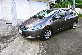 2011' Honda Insight 1.3 hybrid