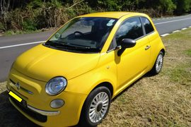 Buy Fiat 500 In Mauritius Sale Of Fiat 500 Second Hand Price Used