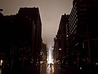 New York Flooded and Plunged into Darkness after Sandy